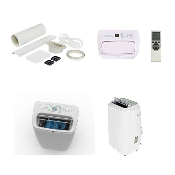 Portable Air Conditioning Heat Pump KYR-35GW/AG 3.7Kw/12500Btu With Remote Control 240V~50Hz